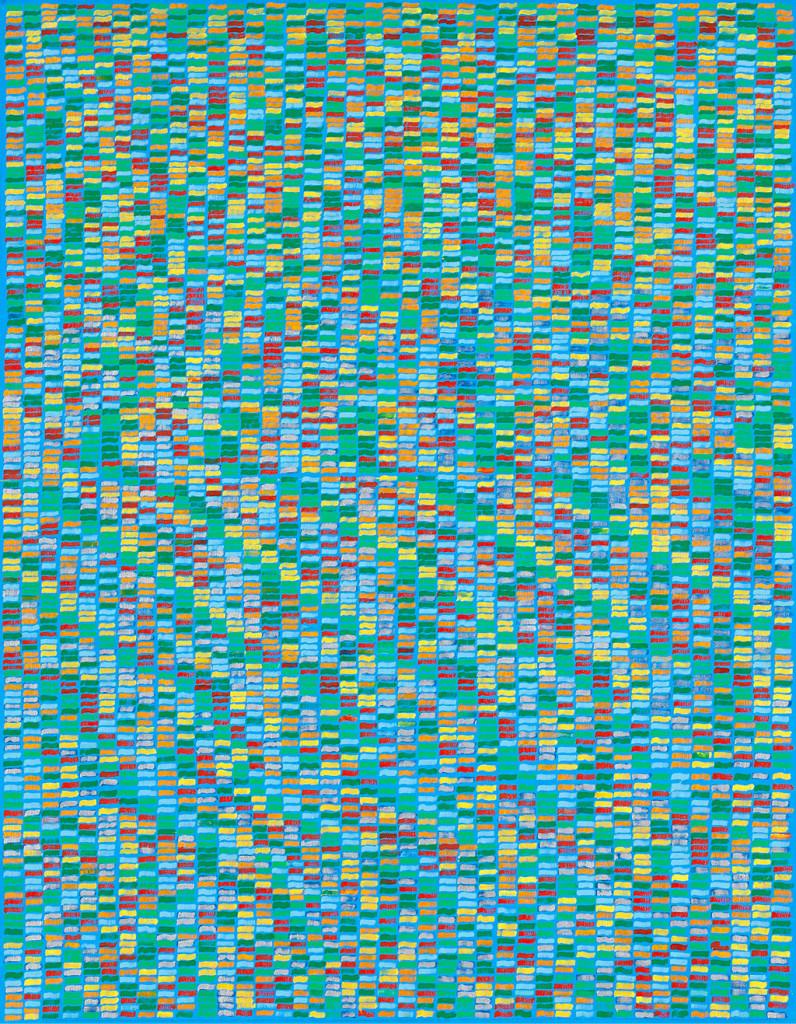 blauw-groen-geel-rood