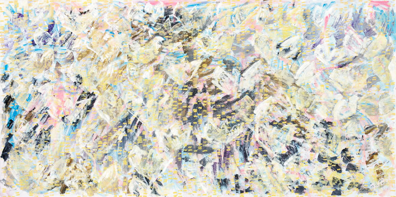 Flock of Birds-100x200cm