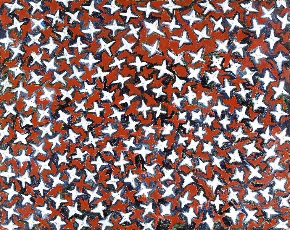 Stars-135x170cm